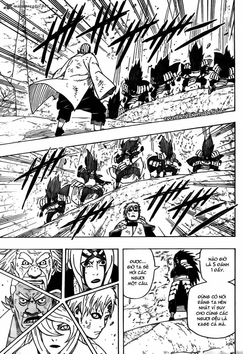 Naruto - Chapter 578 - Pic 10