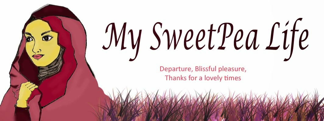 My SweetPea Life