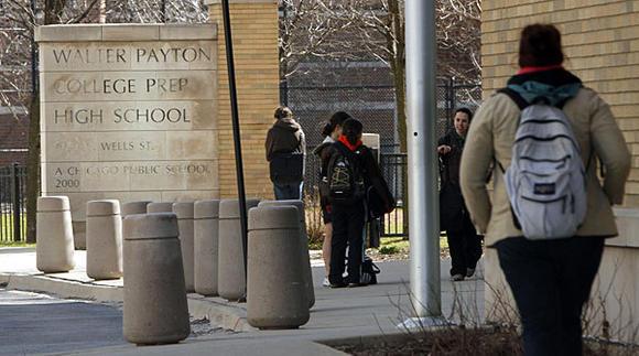 Secondary Education walter payton college illinois subjects