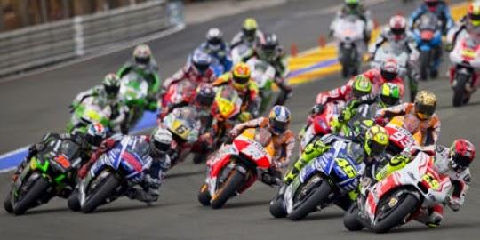 Daftar Tim dan Pembalap Moto GP 2015