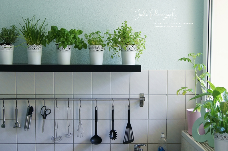 Mint kitchen nicest things food interior diy mint - Podestbett ikea ...