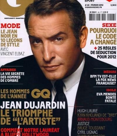 Oscars 2012 un cru historique pour le cin ma fran ais for Dujardin recrutement