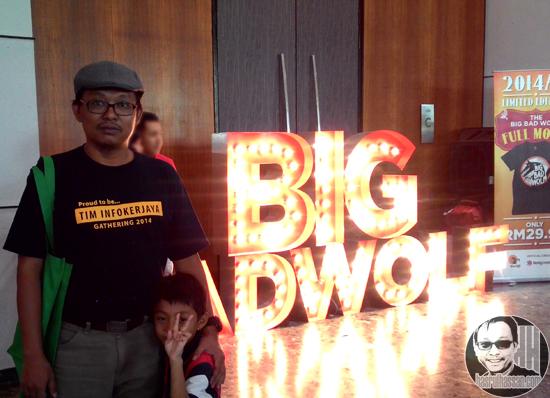 Pengalaman Menarik Big Bad Wolf 2014