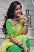 Shreya Vyas half saree photo shoot-thumbnail-16