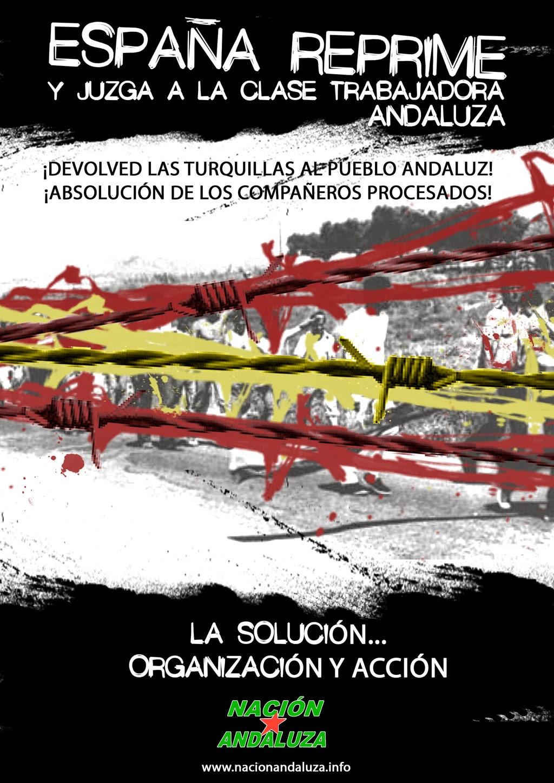 ¡DEVOLVED LAS TURQUILLAS AL PUEBLO ANDALUZ!