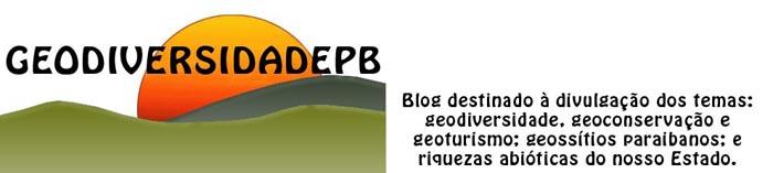 Geodiversidade PB