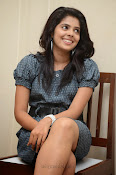 Sravya Latest Photos at Bhadram audio-thumbnail-20