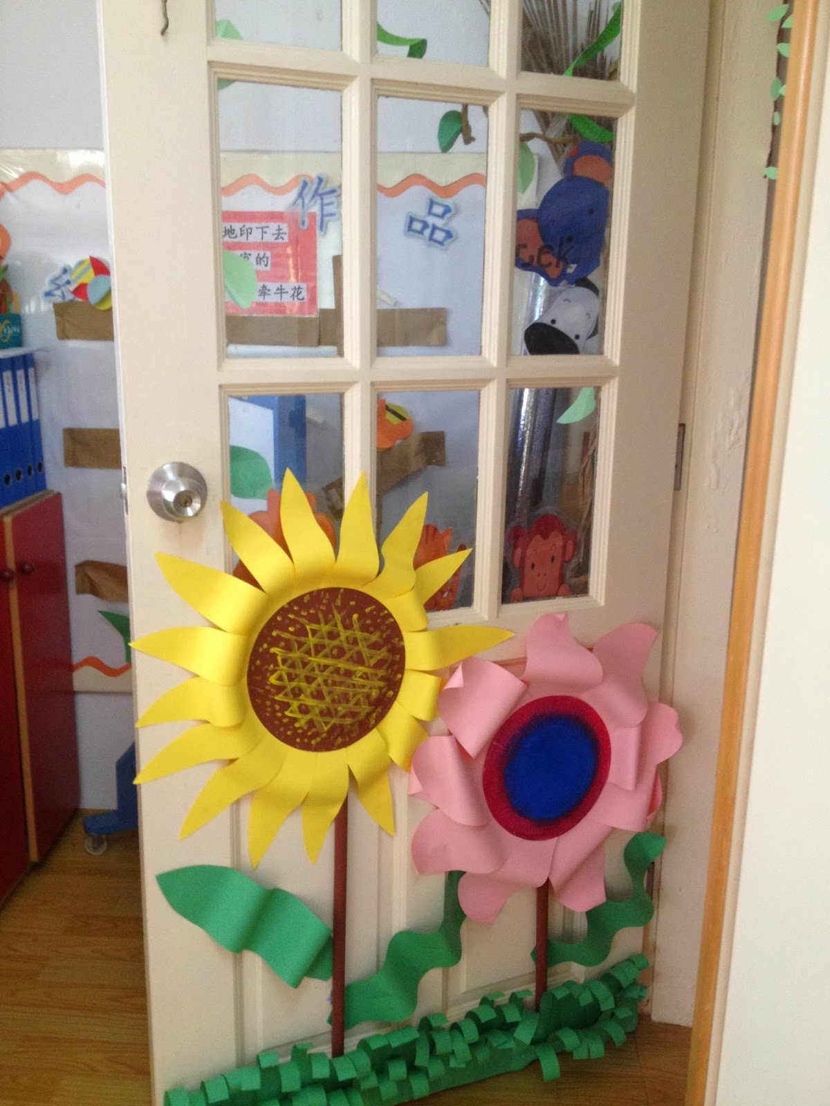 Garden Classroom Decor ~ Plant kingdom garden themed classroom its fun to be a