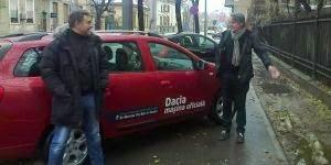 Dacia, Masina Oficiala FILB 7