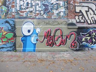 Graffiti || MR. GUM || Tumblingerstraße || München