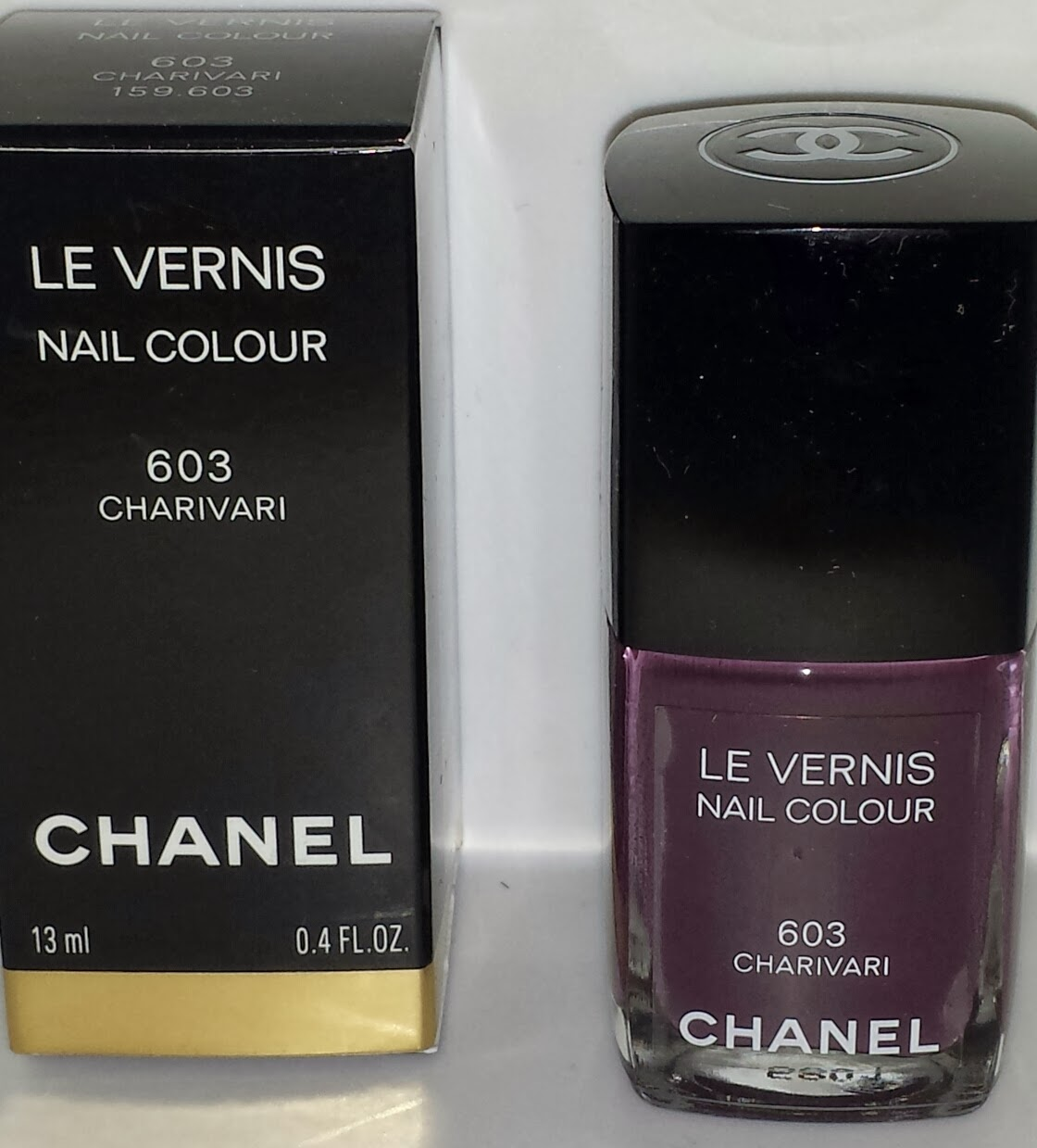 Jayded Dreaming Beauty Blog : 603 CHARIVARI CHANEL LE