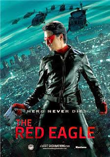Đại Bàng Rực Lửa - Red Eagle