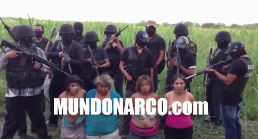 Mujeres Del Cartel De Los Zetas