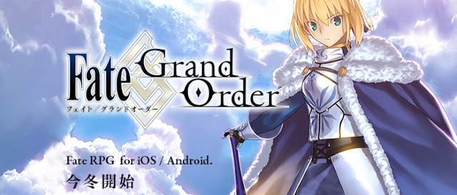 Fate Grand Order Android Game