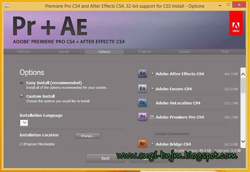 adobe after effect cs4 activation code