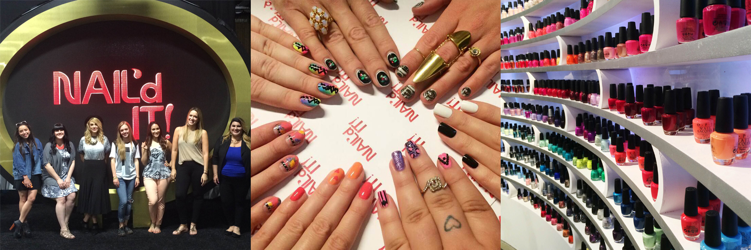 Coming soon naild it a nail art competition show chalkboard coming soon naild it a nail art competition show prinsesfo Choice Image