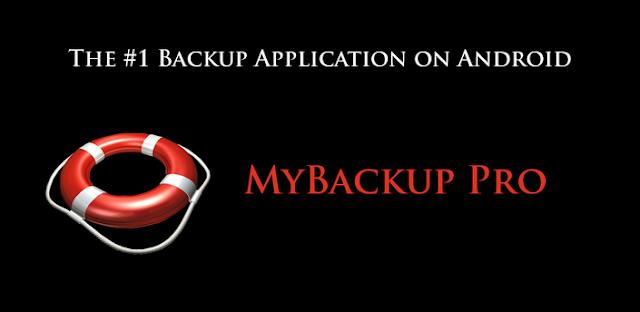 MyBackup Pro v3.2.5 Apk App