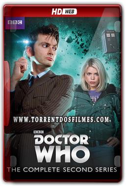 Doctor Who 2ª Temporada (2006) Torrent - Dublado WEB-DL