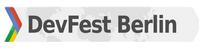 DevFest Berlin-Logo