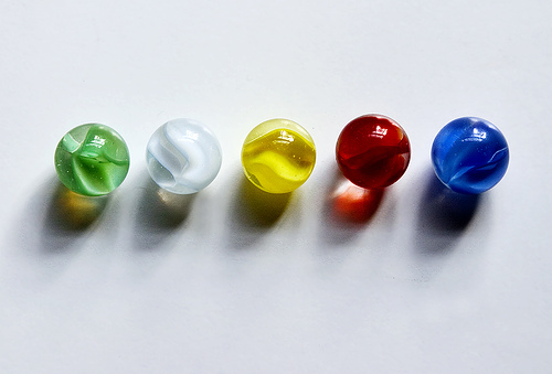 Colored Marbles For Probability Lesson : Quot come follow me lds youth lesson helps september