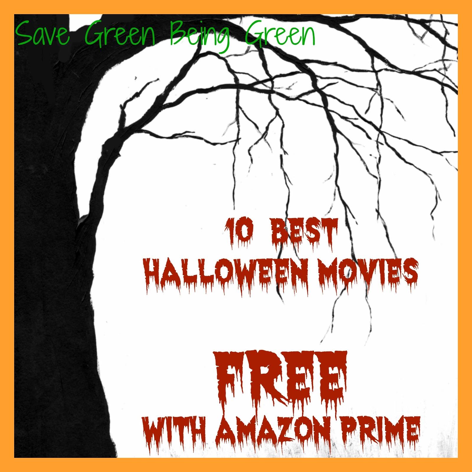 Free halloween movies on amazon prime