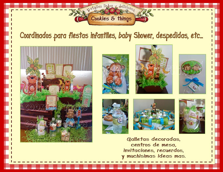 Baby Shower changuito