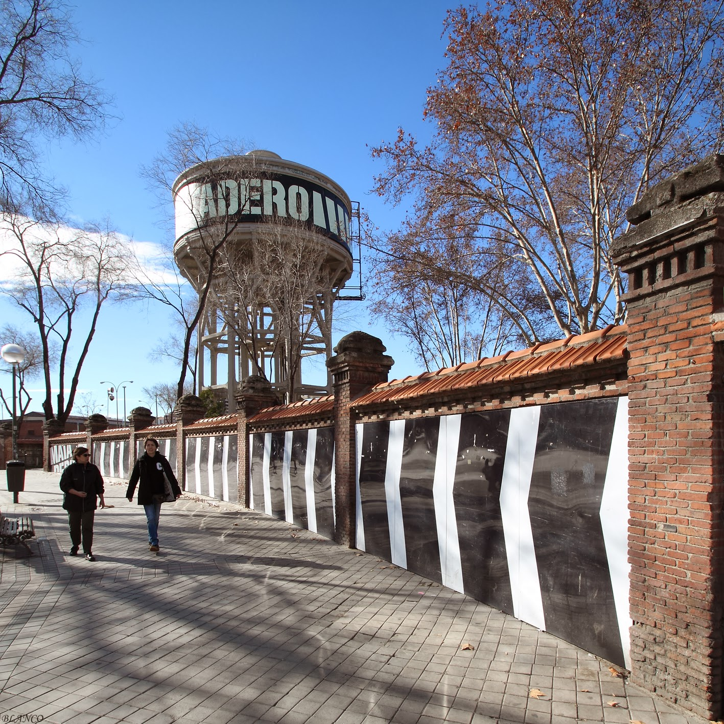 Madrid en foto matadero madrid resumen for Fernando porras arquitecto