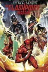 Liga de la Justicia: La Paradoja del Tiempo 2013 | DVDRip Latino HD Mega