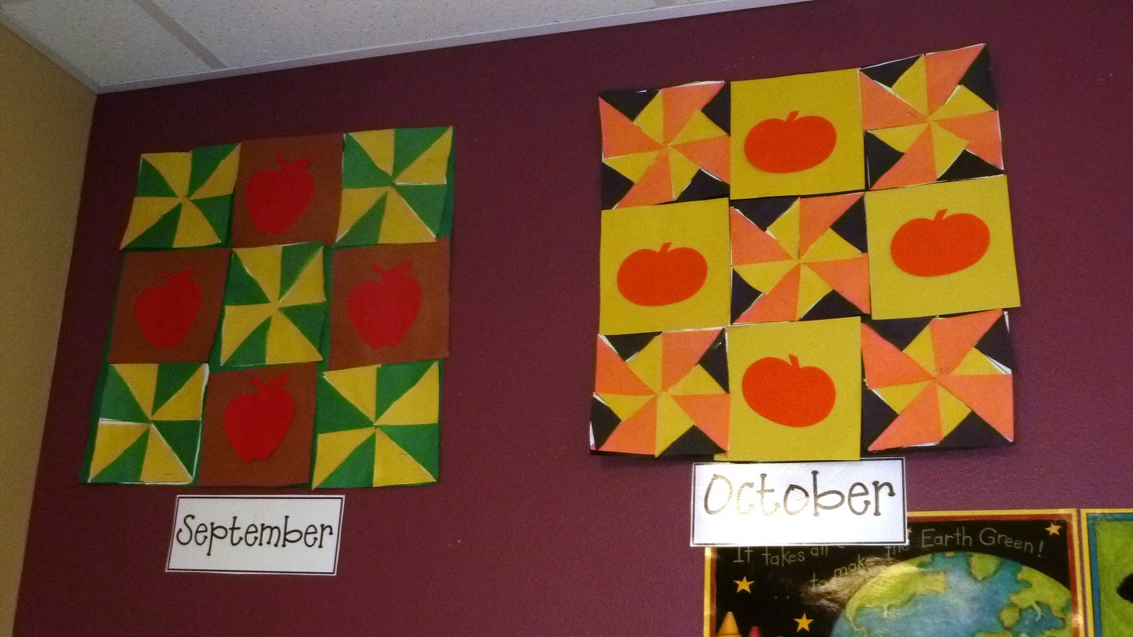 Math Quilts - Tunstall's Teaching Tidbits : math quilt - Adamdwight.com