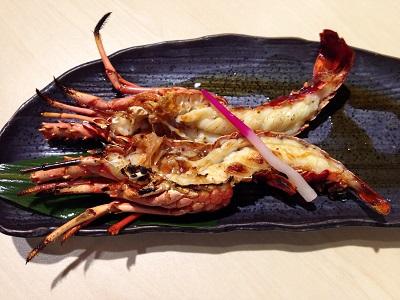 Iseebi-onigarayaki