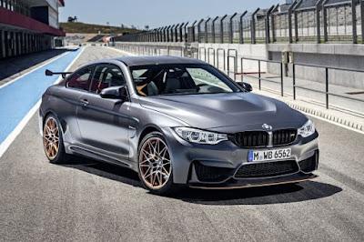 Η νέα BMW M4 GTS