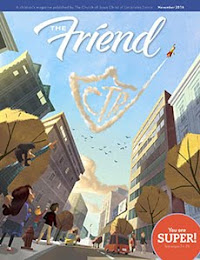 The Friend November 2016