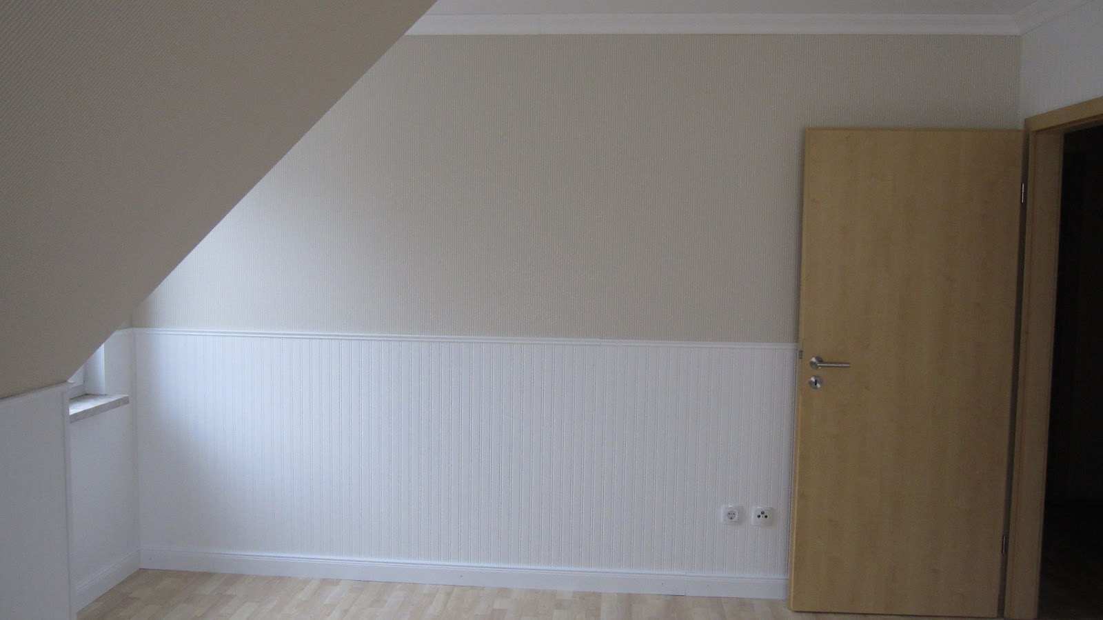 kleines gelbes haus schlafzimmerrenovierung es ist fast geschafft. Black Bedroom Furniture Sets. Home Design Ideas