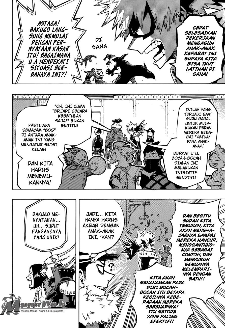 Boku no Hero Academia Chapter 165-4