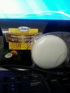 VCO SOAP 100G