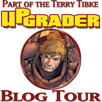 UPGRADER blog tour