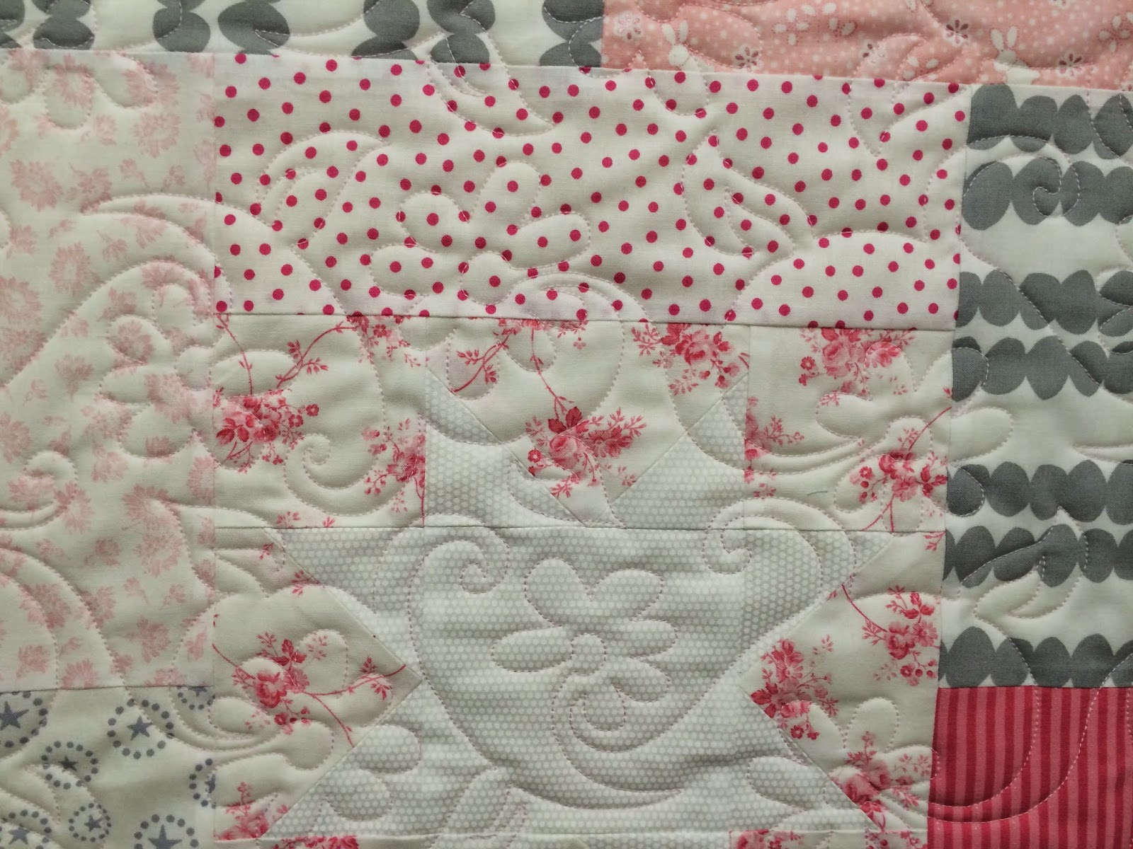 Debbie Taylor's Baby Quilt for Daughter