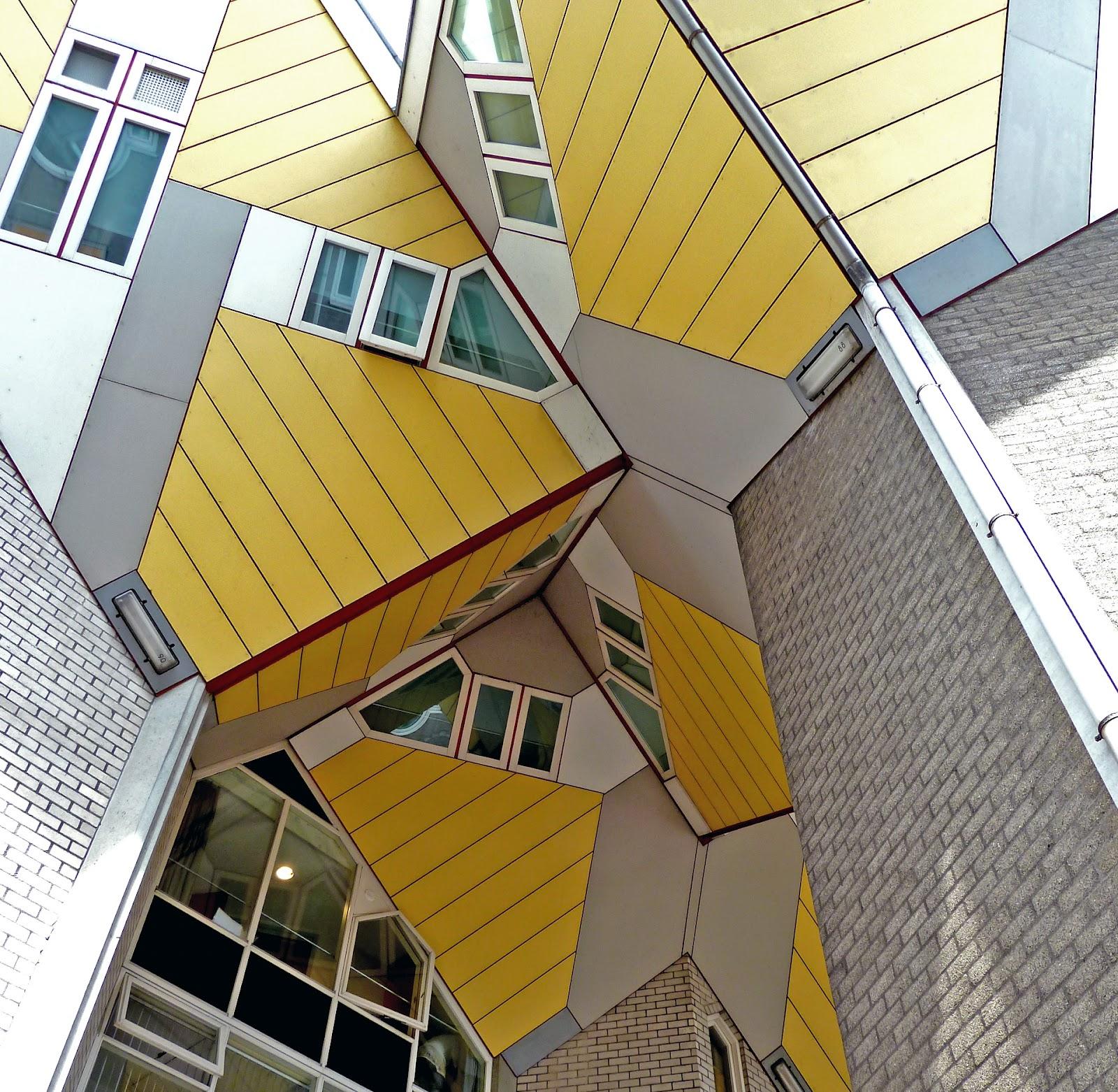 Kubuswoningen - Nieuw huis binneninrichting ...