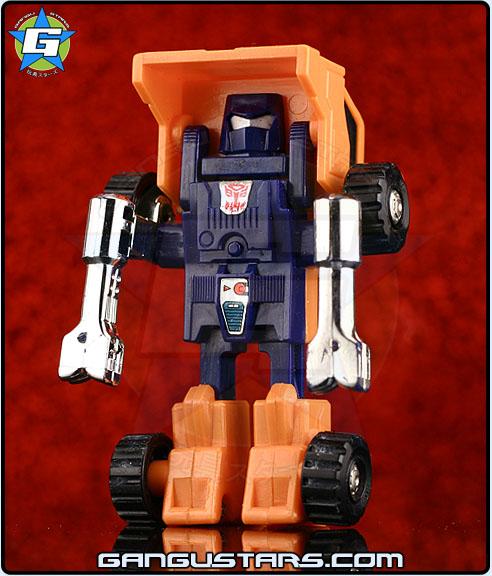 Transformers Huffer G1 Combiner Wars Takara  トランスフォーマー タカラ ローボット ミクロマン Hasbro Microman Diaclone pre-Transformers