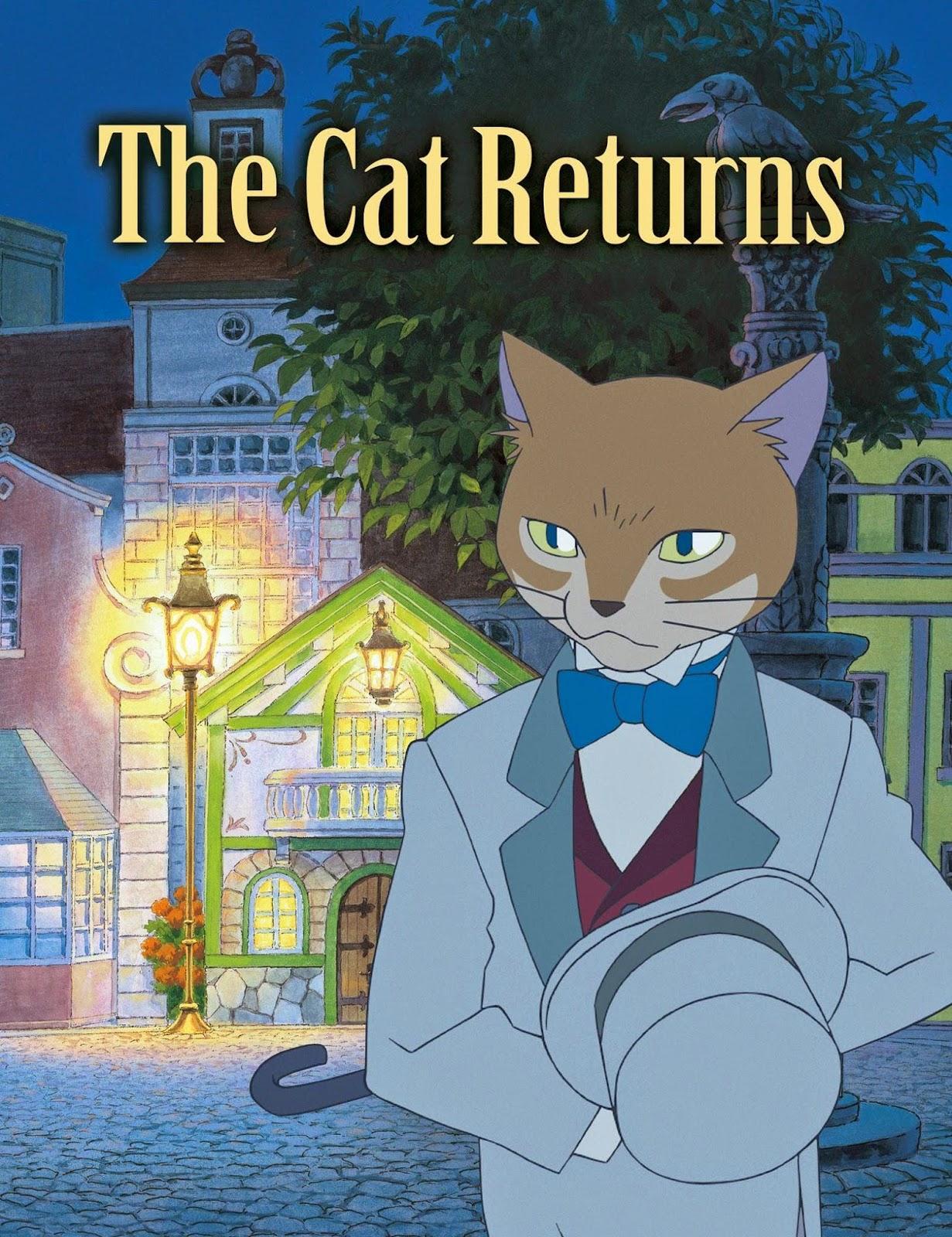 Watch The Cat Returns (2002) Online Free | Sockshare