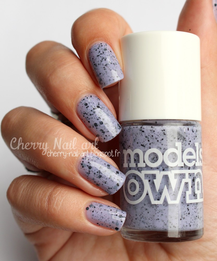 vernis models own swan collection speckled eggs