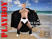 Radu Mazare Playboy Funny photo