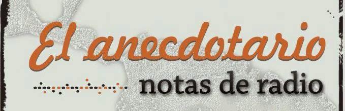 EL ANECDOTARIO