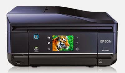 epson xp-800 scanning