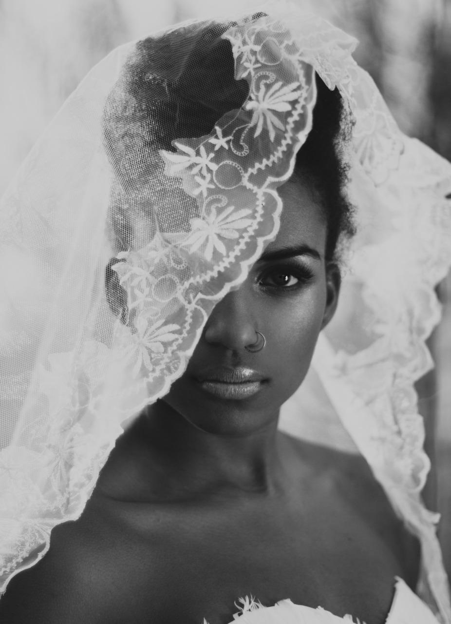 african american wedding hairstyles hairdos. Black Bedroom Furniture Sets. Home Design Ideas