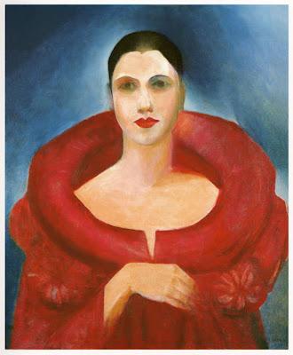 Manteau Rouge - 1923