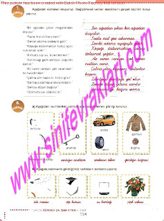 6.Sinif  Turkce Doku Yayinlari Ogrenci Calisma Kitabi Sayfa 134