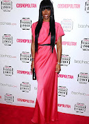 Kelly Rowland Reveals Gender Of Beyonce's Baby At The 2011 Cosmopolitan .