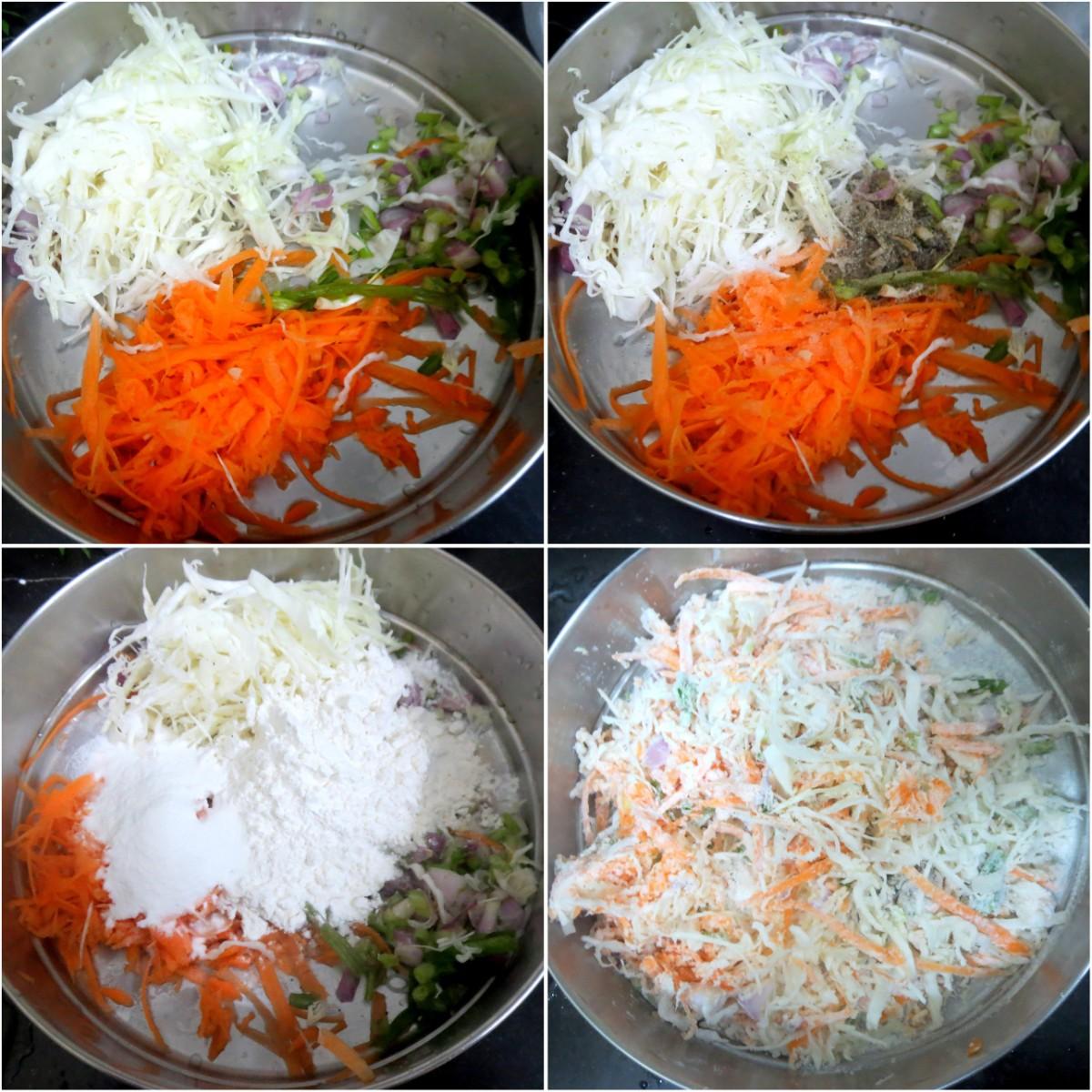 Bakwan Sayur | How to make Indonesian Vegetable Fritters