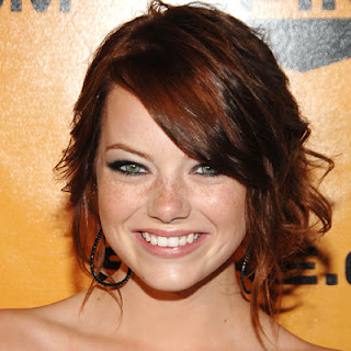 Emma Stone is having a 'wild' time shooting new Spiderman movie